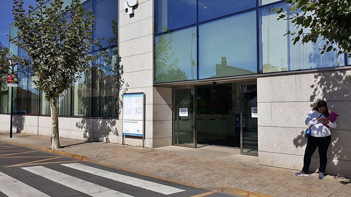 Centro de Salud Benavente Norte. | E. P.