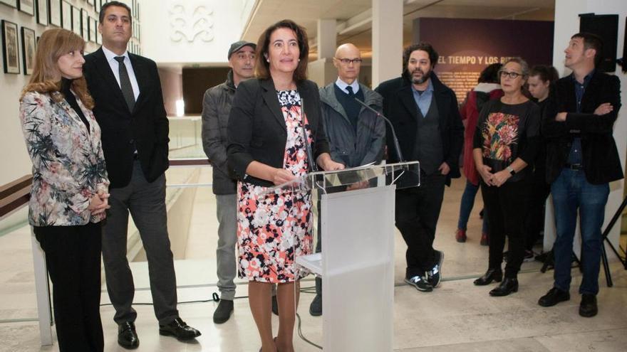 Los retratos de Mogarraz llegan al Etnográfico en Zamora