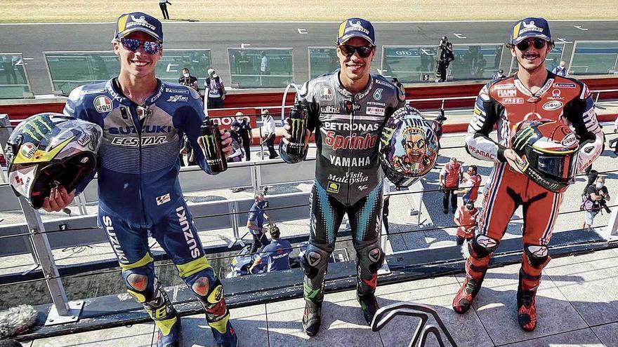 """Mir: """"¡Dios!, si Rossi se cierra y lo tiro, la que se lía"""""""