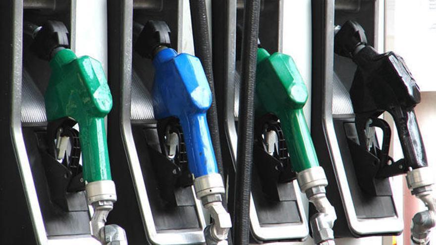 Cinco gasolineras de la Región, entre las 25 de España con el gasóleo A más barato