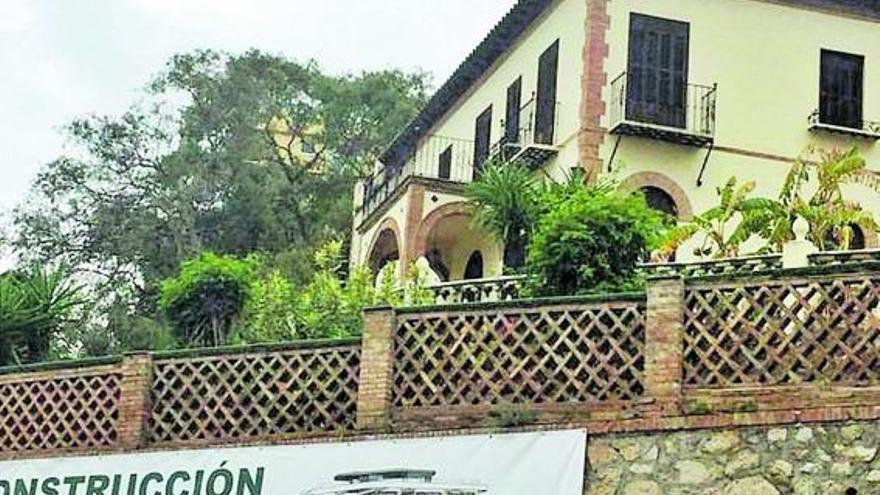 Adelante Málaga pide proteger la villa del Camino Nuevo