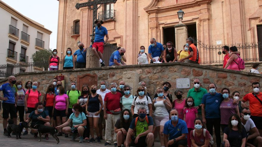 El 'Año Santo Jubilar' se estrena con una ruta nocturna por Lorca