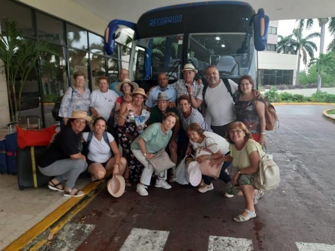 Vecinos de La Aldea atrapados en Cuba por un vuelo cancelado