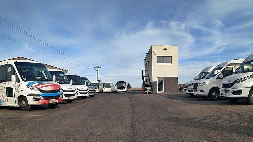 Estarriol Bus trasllada la seva base al polígon de Vilamalla