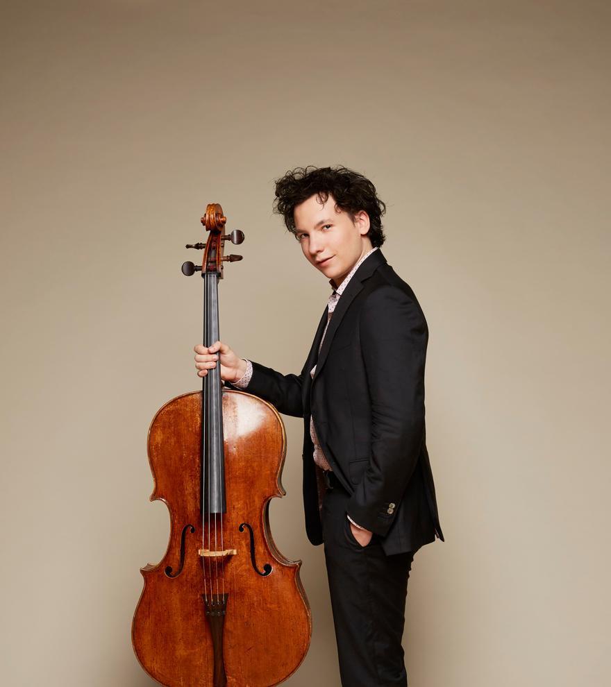 La Schubertíada ofereix dues entrades al preu d'una pel concert d'Edgar Moreau