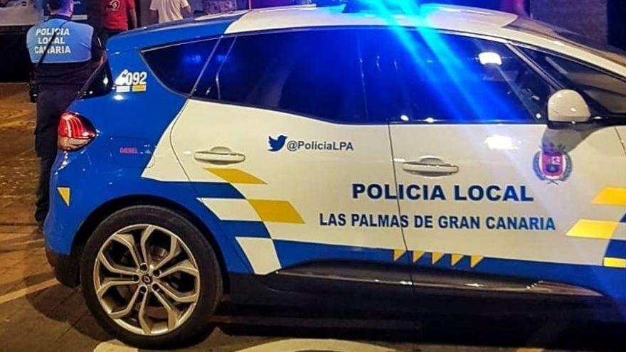 Detenido por amenazar a una mujer e impedir que se bajara del coche en Canarias