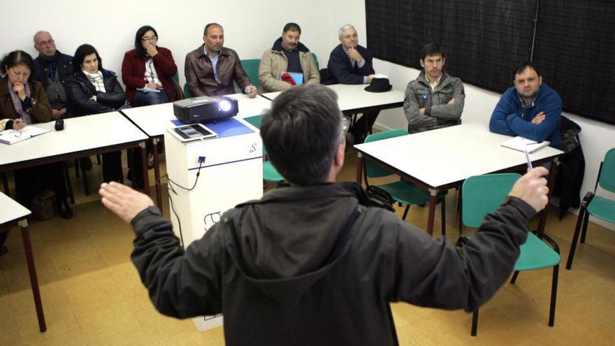 Trasdeza ofertará 22 cursos para sus habitantes del rural