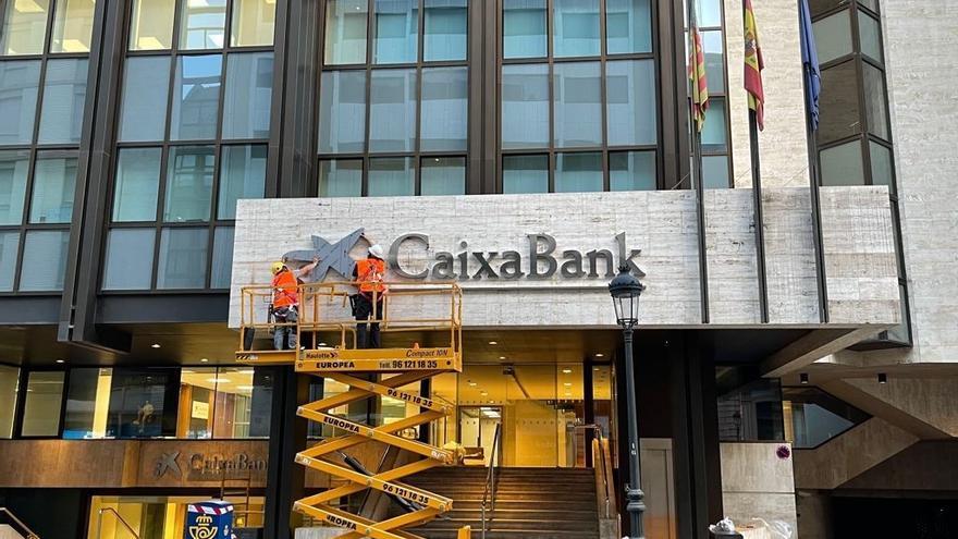 CaixaBank informará a los sindicatos sobre las causas que justifican el ERE el próximo martes