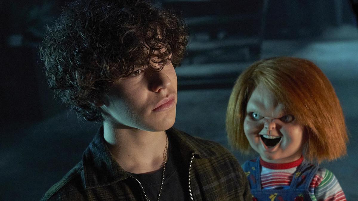 Vuelve Chucky, el muñeco diabólico.