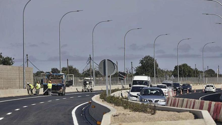 Umstrittene Schnellstraße nach Campos doch breiter als versprochen