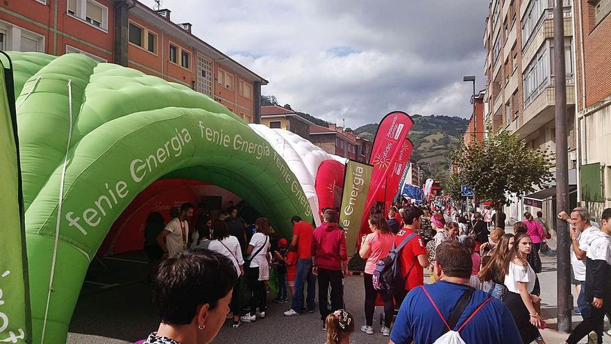 La Vuelta a España instalará actividades gratis en Lena en la etapa del Gamoniteiru