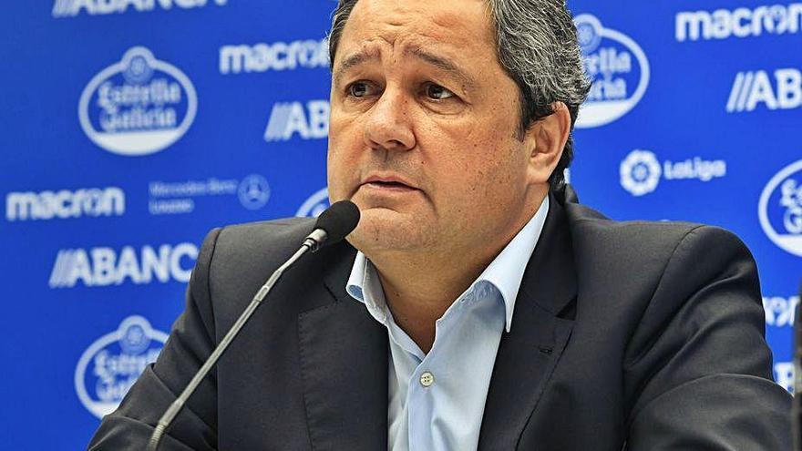 Tino Fernández se incorpora al consejo de administración del Racing de Ferrol