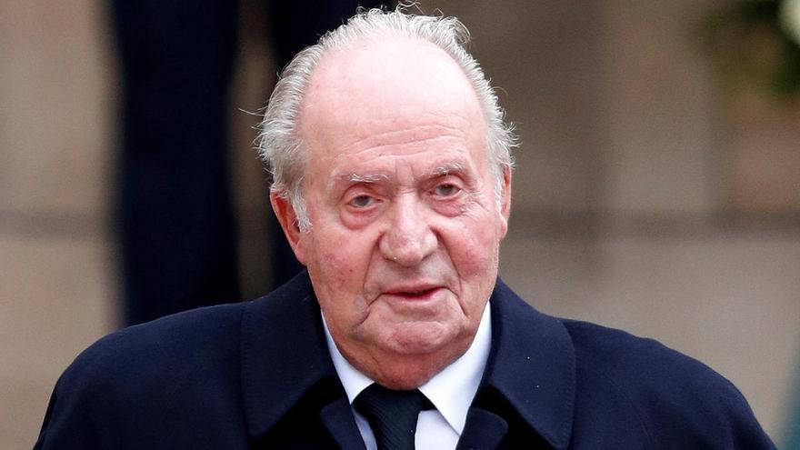 Mediaset prepara 'El Emérito', una serie sobre Juan Carlos I