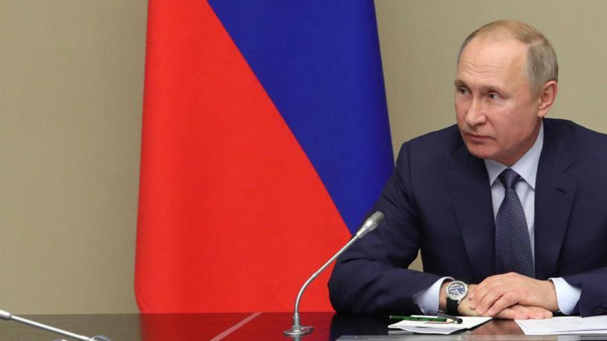 Putin propone limitar a dos los mandatos presidenciales