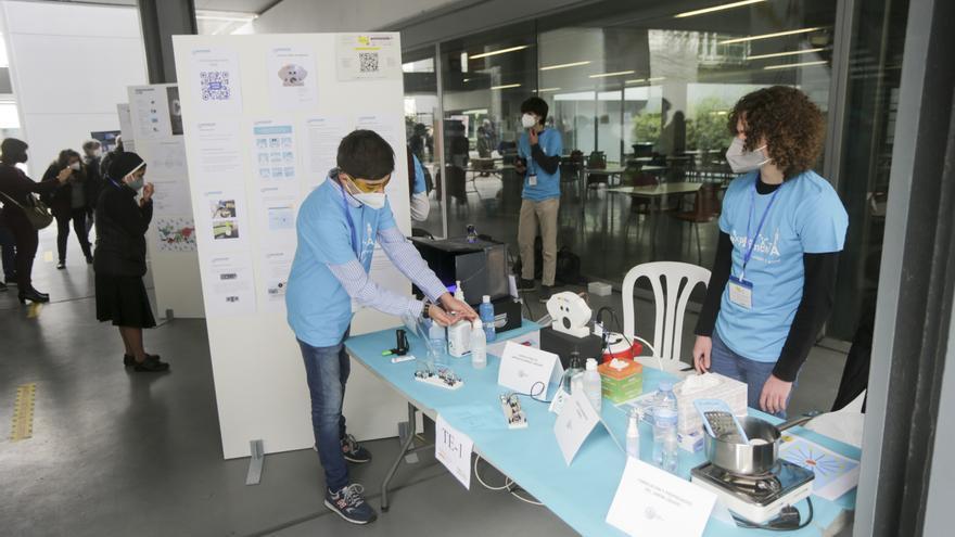 Los centros educativos presentan 75 proyectos a  los premios de investigación