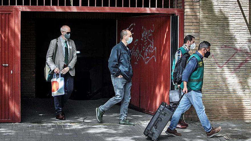 Detenen el subdelegat del Govern a València en un cas de corrupció urbanística
