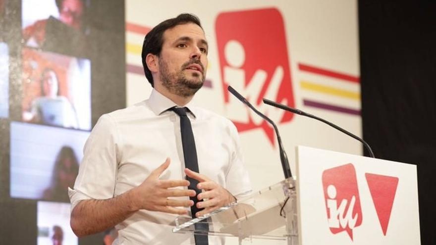La Asamblea de IU reelige a Alberto Garzón como coordinador federal
