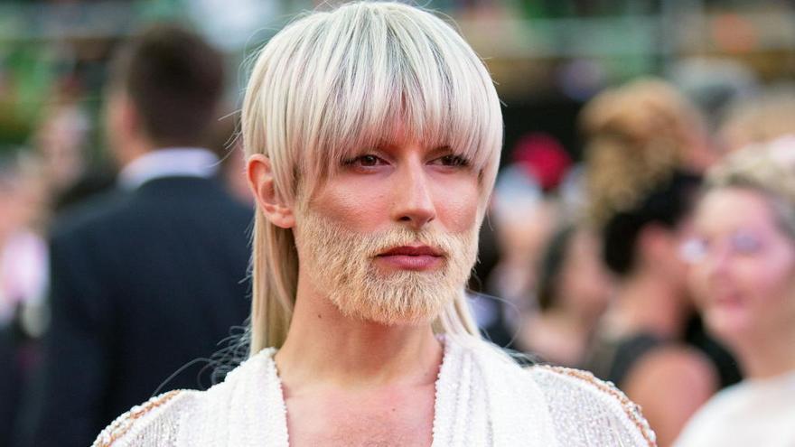 Conchita Wurst vuelve con un cambio de 'look'