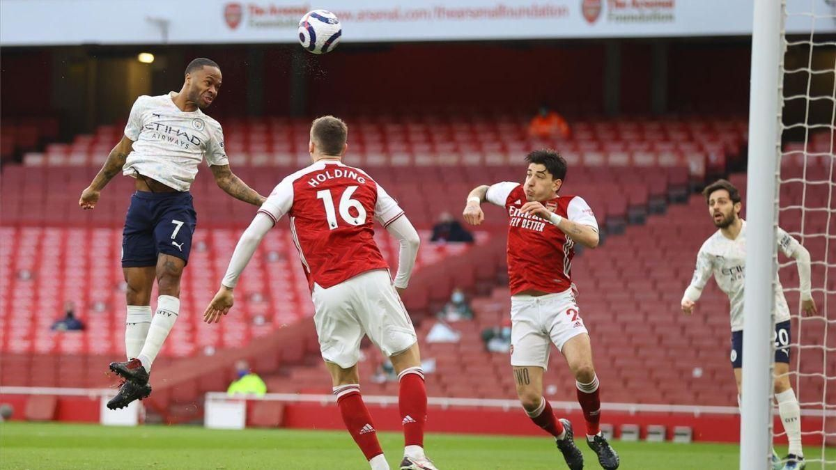 El Arsenal tampoco puede frenar la racha triunfal del City
