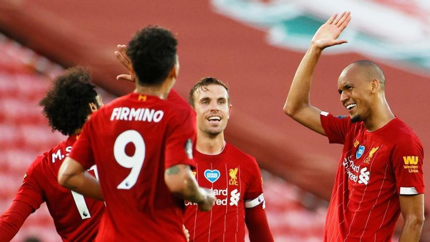 El Liverpool conquista la Premier 30 años después con la derrota del Manchester City