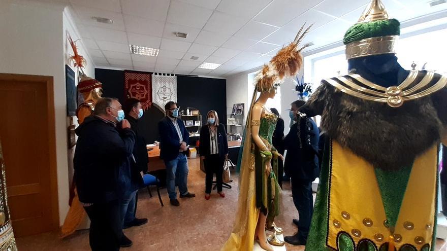 El sector de la artesanía festera recibirá siete millones del Plan Resiste frente a la pandemia