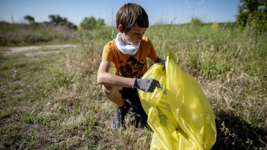 Nueva convocatoria ciudadana para limpiar la naturaleza el 12 de junio