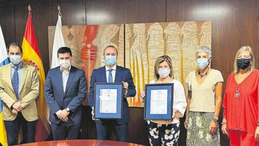 Emalsa recibe dos premios en gestión ambiental y seguridad en el trabajo