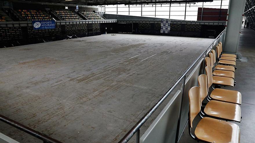 Adjudicado el arreglo de la pista del centro deportivo Juan Carlos Beiro tras 27 meses cerrada
