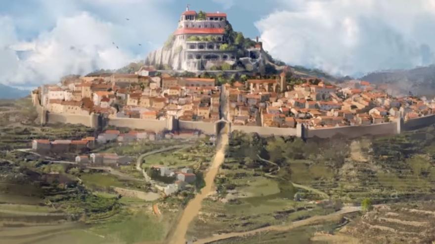 El gazapo histórico de un videojuego que localiza el Madrid de 1572 en un pueblo de Castellón