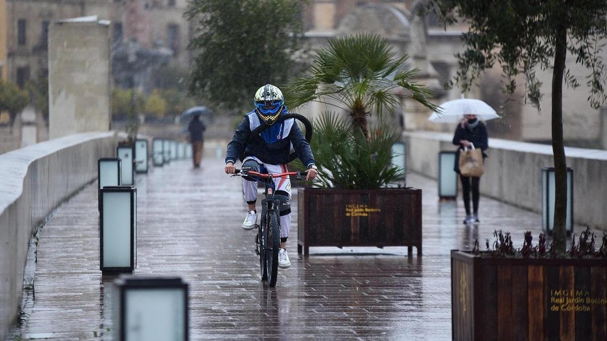El tiempo en Córdoba: cielos nubosos sin descartar precipitaciones