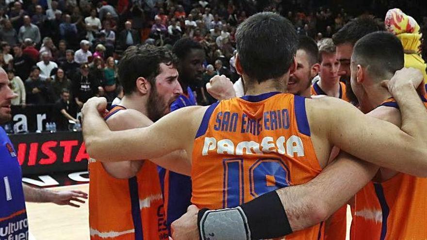 El Valencia Basket jugará la próxima Euroliga 20/21