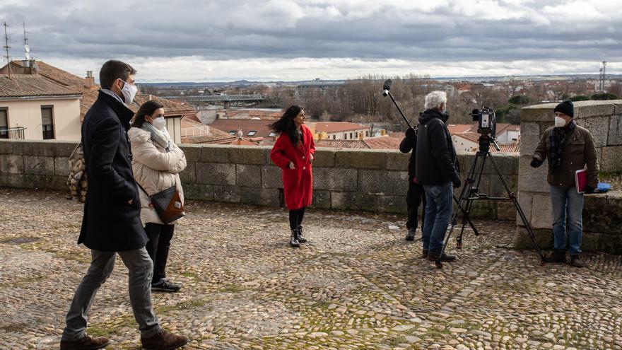 El programa Pueblo de Dios de TVE graba en Zamora