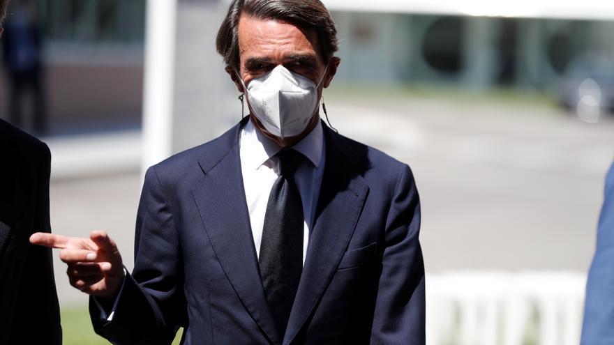 """Aznar: """"Pagaremos cara la rendición ante los talibanes"""""""