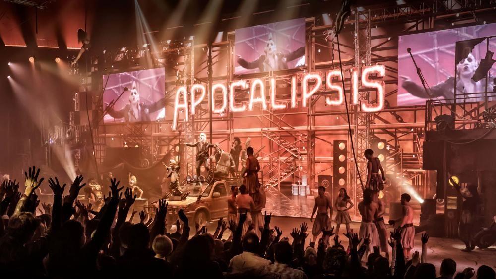 """Apocalipsis"" llega a Palma"
