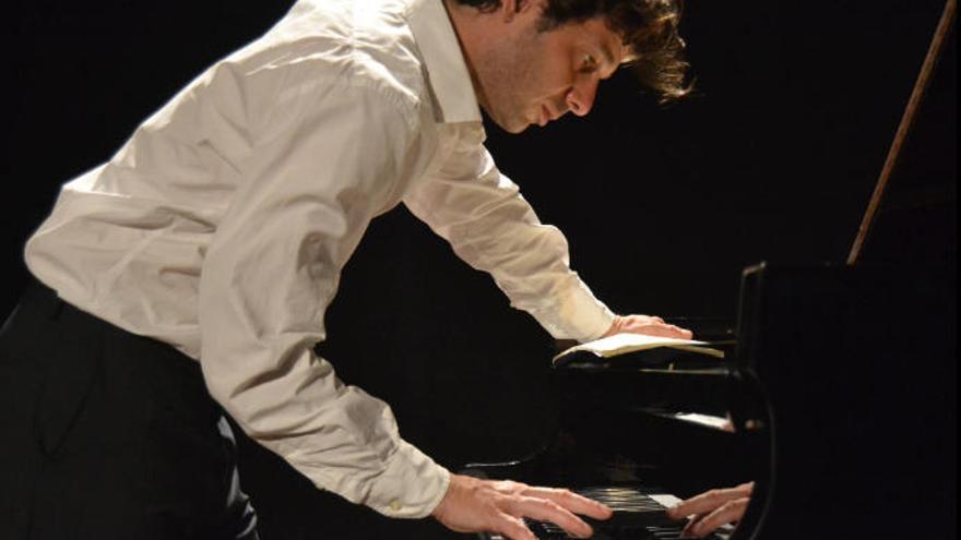 Concierto Pianísimo en el Auditorio de Tenerife
