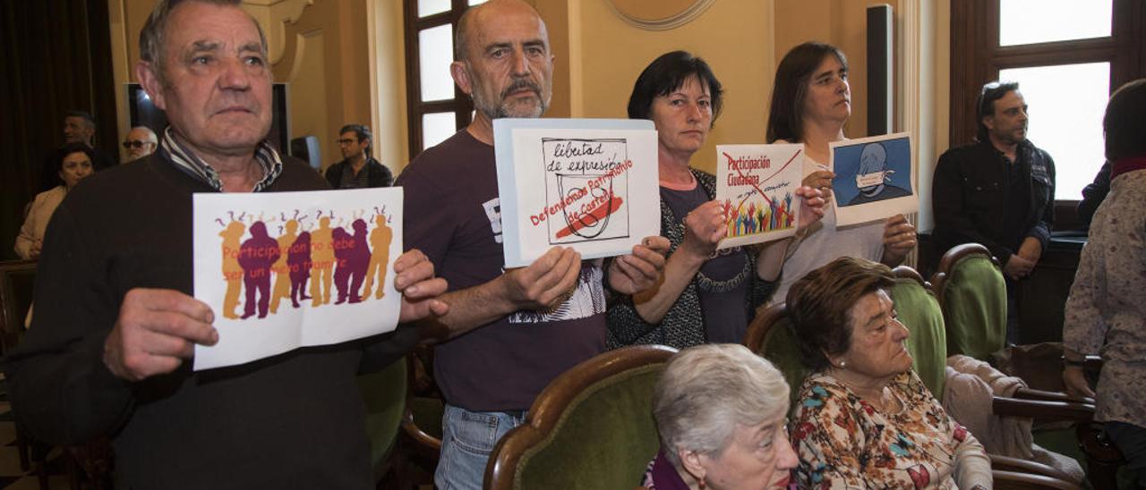 Marjaleria y Crèmor votan al PSPV y eluden las críticas por el Plan General