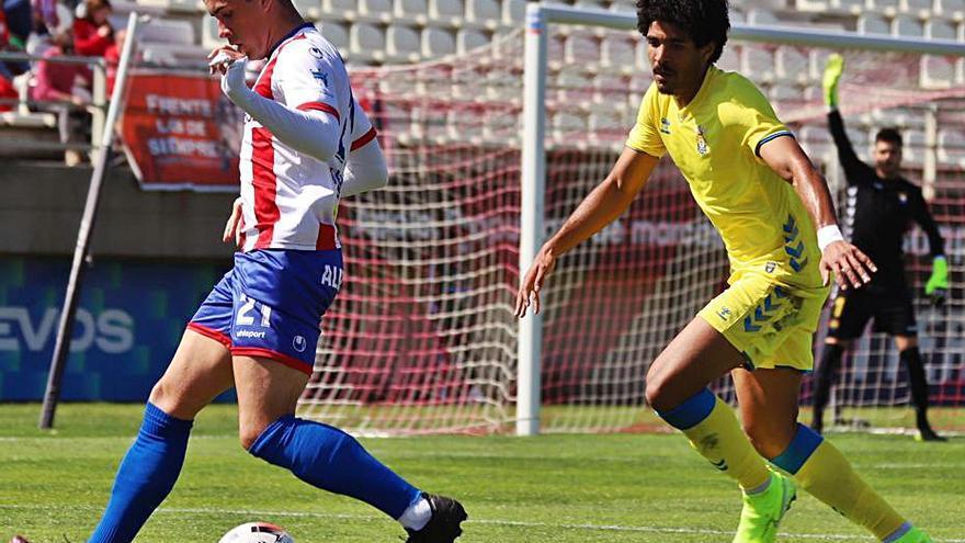 Las Palmas Atlético, a la pelea por no descender