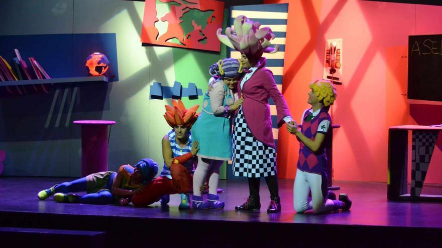 'Trasto, Truka y la profesora Trova', en el teatro Carolina Coronado de Almendralejo este domingo