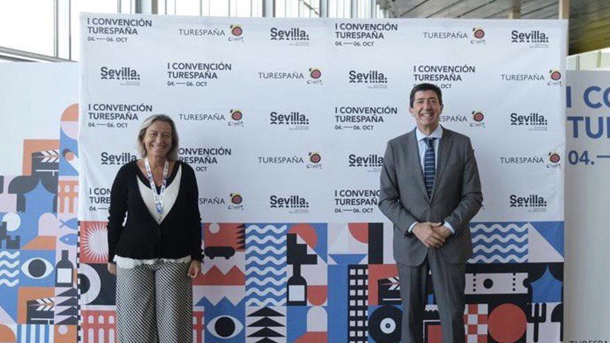 Córdoba participa en la Convención Turespaña sobre turismo sostenible