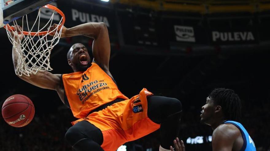 El Valencia Basket acaricia el título tras secar al Alba Berlín