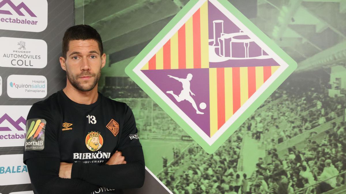 Raúl Campos valora el próximo partido que debe afrontar el Palma Futsal ante el Levante.