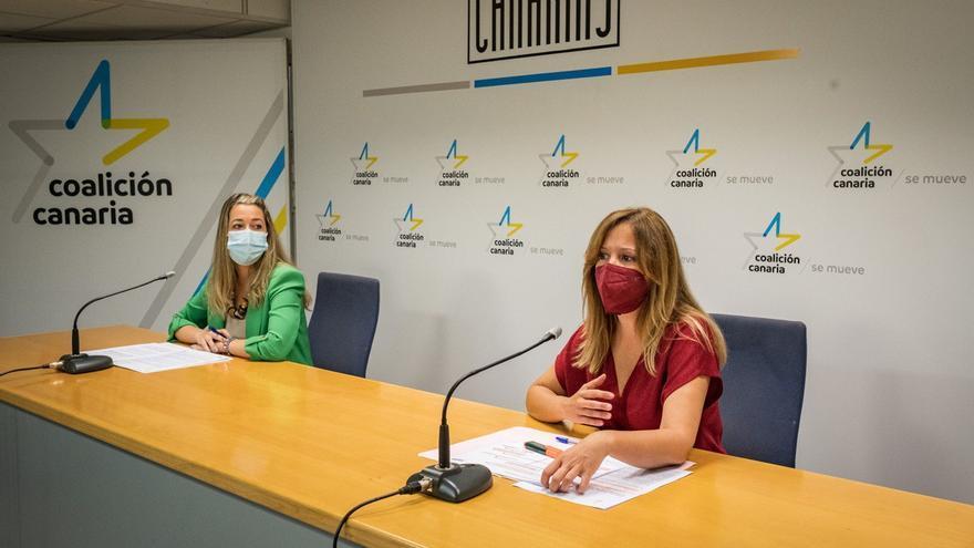 CC acusa al Gobierno y al Cabildo de Tenerife de olvidarse de los jóvenes