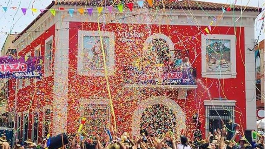 Rojales suspende sus fiestas 42 años después