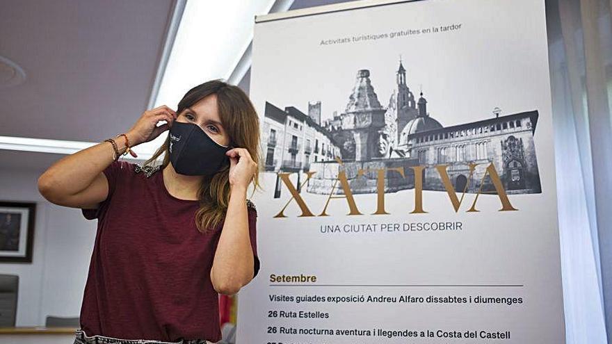 Xàtiva lanza un programa de rutas turísticas y culturales para el otoño