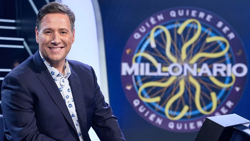 El castellonense Carlos Latre, protagonista en el programa '¿Quién quiere ser millonario?'