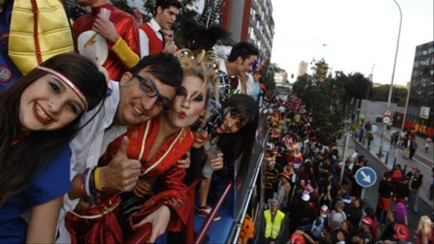 #NoHayQueLlorar, el vídeo para quitar la 'bajona' por la falta de Carnaval