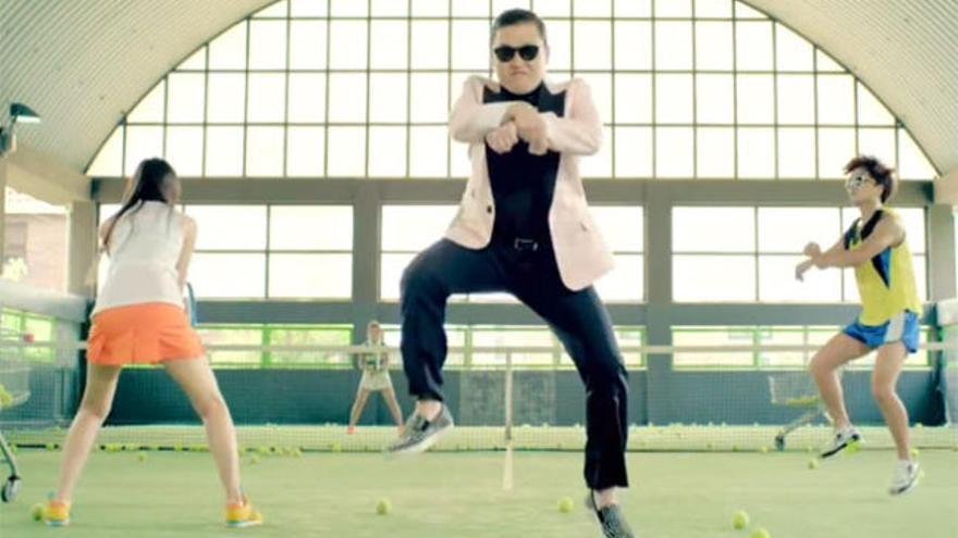 Gangnam Style hace historia en Youtube