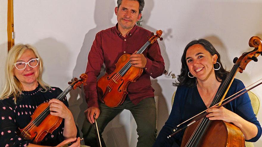 Trio Orlina en concert