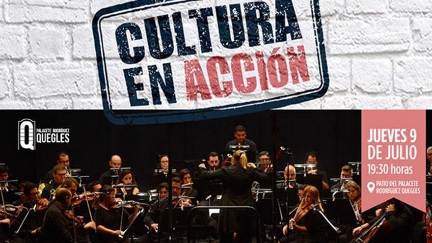 Concierto de La Orquesta Sinfónica del Atlántico