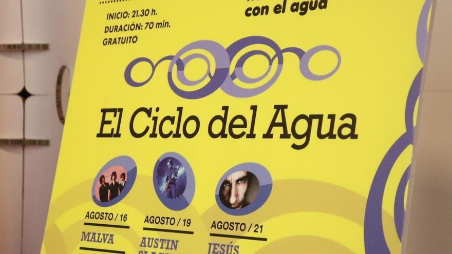 'El ciclo del agua' ofrece conciertos en pequeño formato en lugares emblemáticos de la Huerta de Murcia